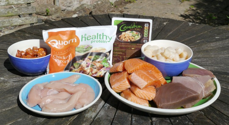 HedonisticDiabetic Barbeque protein