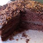 Diabetic Birthday Cake