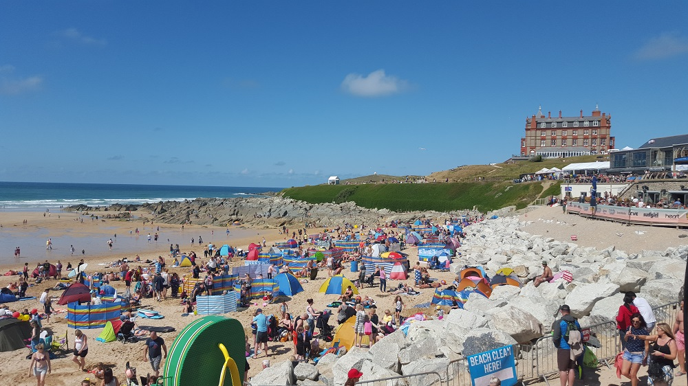 Boardmasters in Newquay