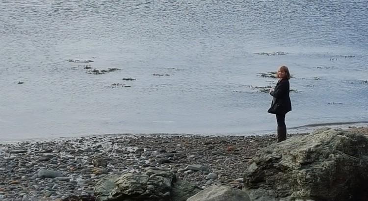 Rachel by the sea